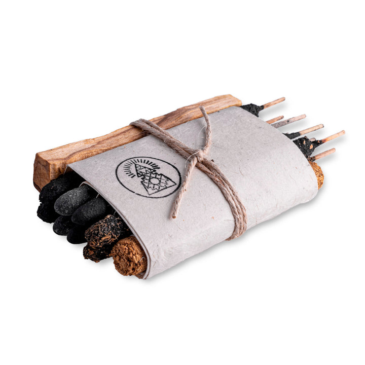 Incausa Sampler Incense Bundle