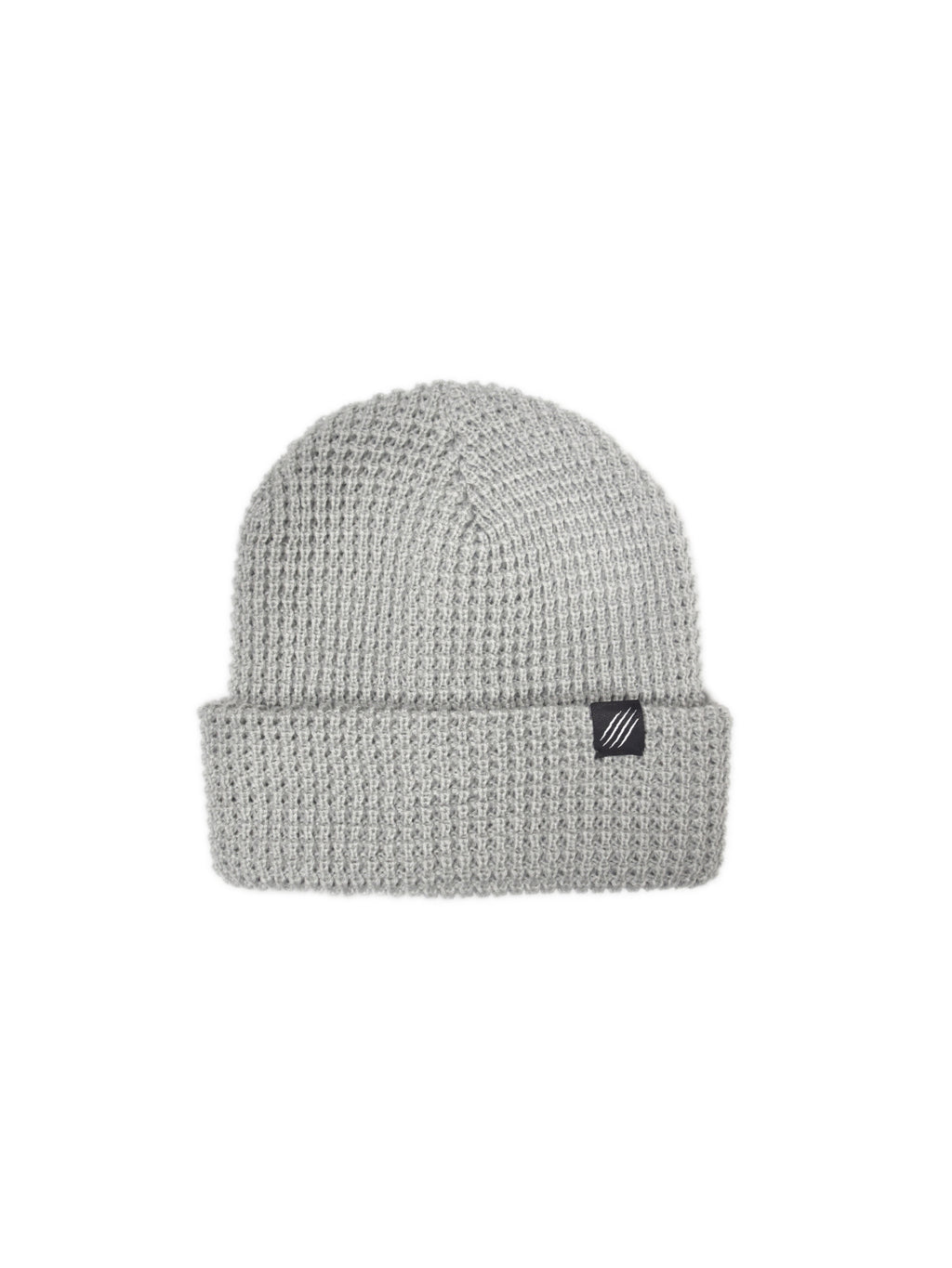 FISHERMAN BEANIE GREY