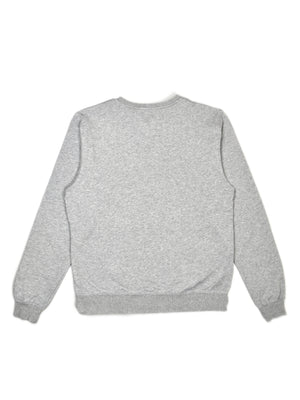 BASIC SWEATER GREY