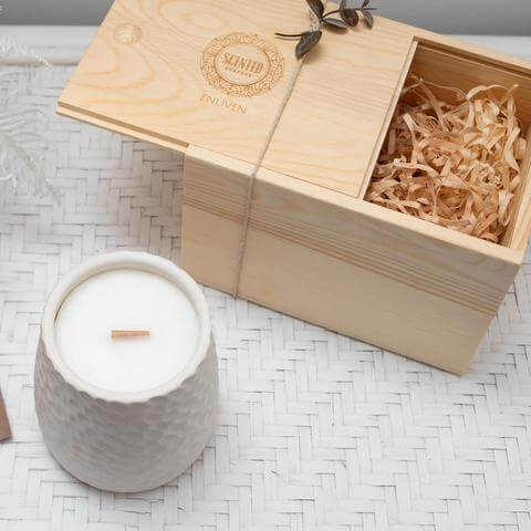 Kindful Coconut Soy Candle