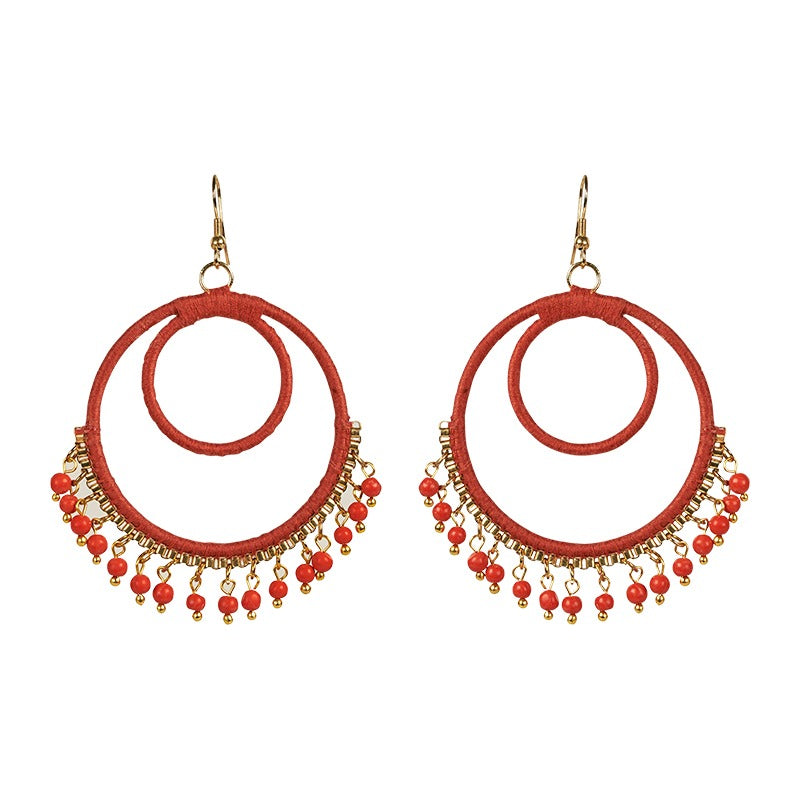 Turia Drop Earrings