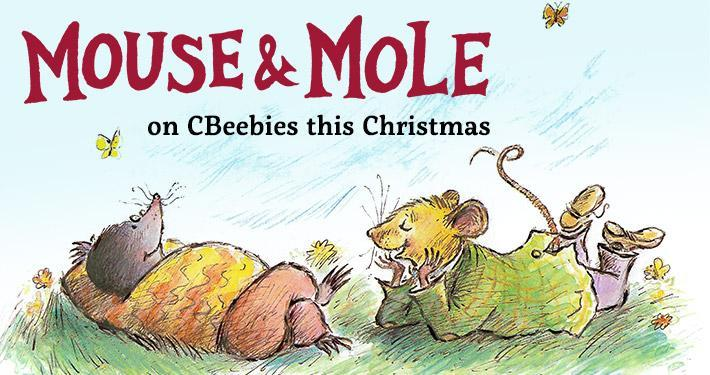 Mouse & Mole on CBeebies on Christmas Day