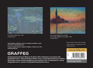 Impressionists Monet Card Pack