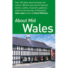 Load image into Gallery viewer, About Mid Wales published by Graffeg