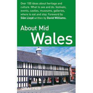 About Mid Wales published by Graffeg