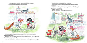 Gaspard: Best in Show by Zeb Soanes illustrated by James Mayhew, published by Graffeg. Gaspard the Fox.