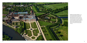 Bird's Eye London Paul Campbell published by Bird Eye Books Hampton Court Palace