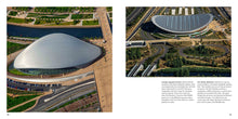 Load image into Gallery viewer, Bird's Eye London Paul Campbell published by Bird Eye Books London Aquatics Centre Lee Valley VeloPark