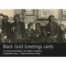 Load image into Gallery viewer, Black Gold Miners in Pub Card Pack