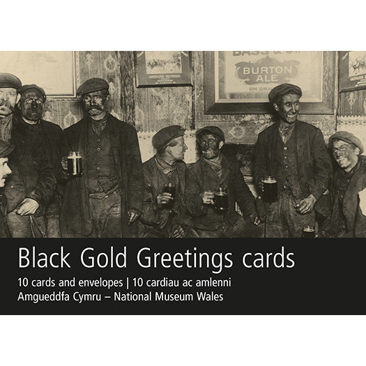 Black Gold Miners in Pub Card Pack