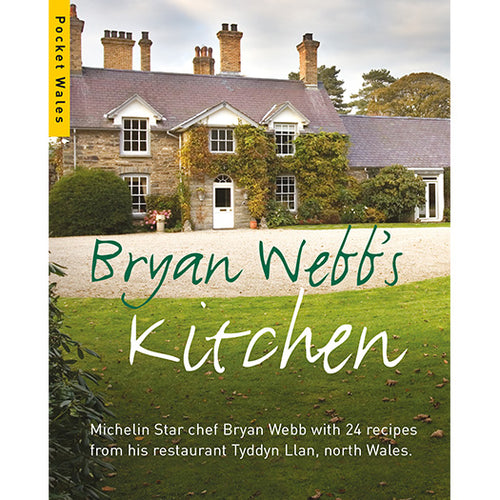 Bryan Webb's Kitchen Pocket Wales Series published by Graffeg