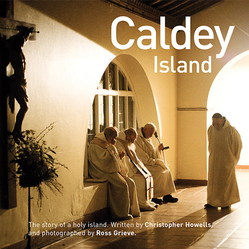 Caldey Island Compact Edition Chris Howells Ross Grieve published by Graffeg