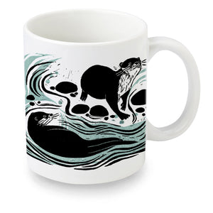 Cats of the River - 21st Century Yokel Mug