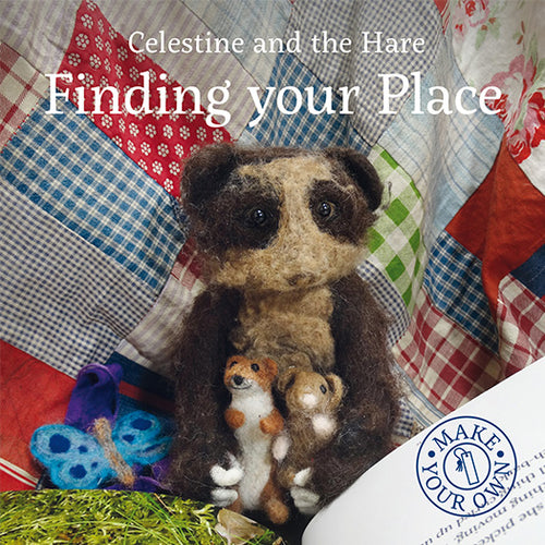 Finding your Place Celestine and the Hare Karin Celestine published by Graffeg