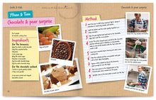 Load image into Gallery viewer, Cooks and Kids published by Graffeg Chocolate Pear Surprise