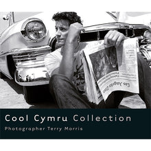 Load image into Gallery viewer, Cool Cymru Terry Morris published by Graffeg