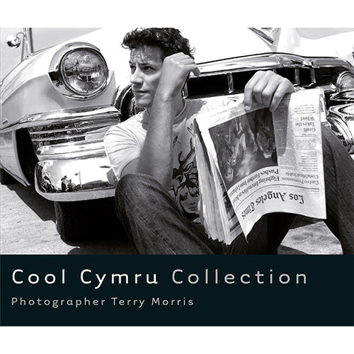 Cool Cymru Terry Morris published by Graffeg