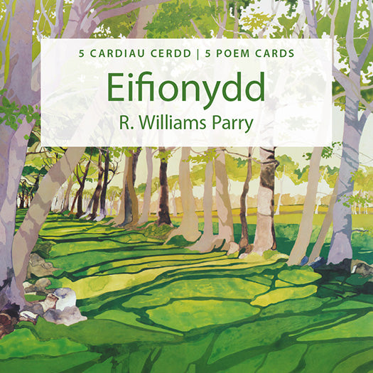 Eifionydd Greetings Card Pack