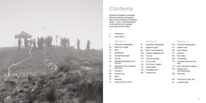 Hinterland: Ceredigion Landscapes by David Wilson, Ed Talfan and Ed Thomas, published by Graffeg