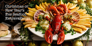 Festive Recipes Angela Gray Angela Gray's Cookery School Huw Jones published by Graffeg Christmas New Year Seafood