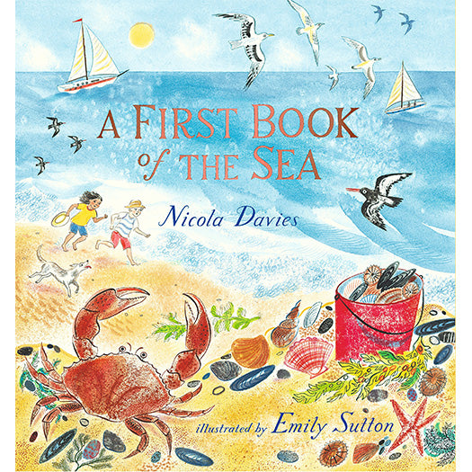 First Book of the Sea by Nicola Davies