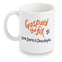 Load image into Gallery viewer, Gaspard the Fox Mug
