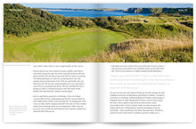 Load image into Gallery viewer, Golf Wales by John Hopkins and Colin Pressdee, published by Graffeg. Tenby