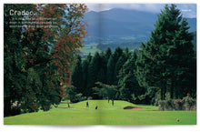 Load image into Gallery viewer, Golf Wales by John Hopkins and Colin Pressdee, published by Graffeg. Cradoc