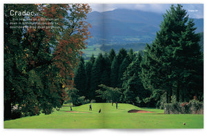 Golf Wales by John Hopkins and Colin Pressdee, published by Graffeg. Cradoc