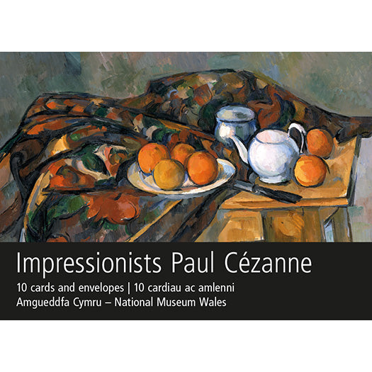Impressionists Cézanne Card Pack