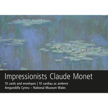 Load image into Gallery viewer, Impressionists Monet Card Pack