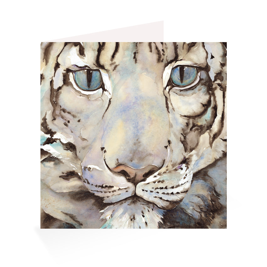 Jackie Morris Snow Leopard Greetings Cards