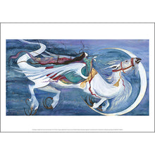 Load image into Gallery viewer, My Dragon is Made From the Sun and the Stars - Jackie Morris Poster