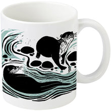 Load image into Gallery viewer, Cats of the River - 21st Century Yokel Mug