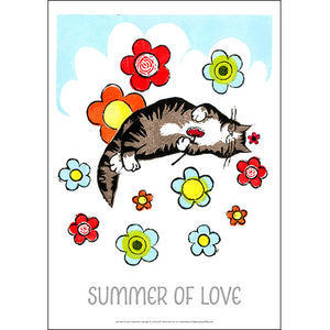 Summer of Love - Jo Cox Poster