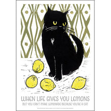 Load image into Gallery viewer, When Life Gives you Lemons - Jo Cox Poster
