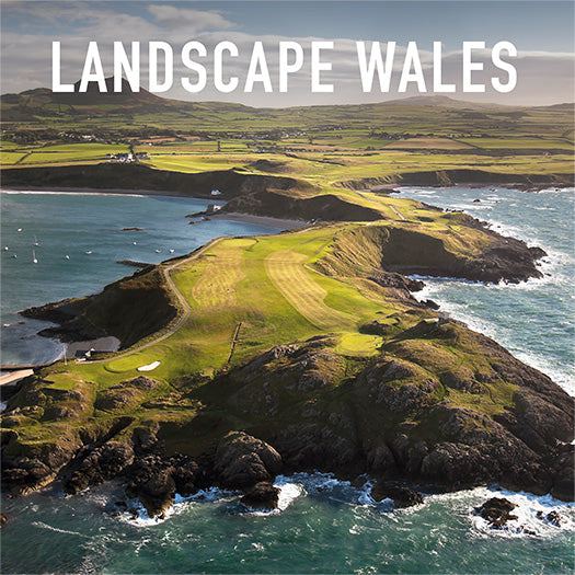 Landscape Wales by Terry Stevens, published by Graffeg