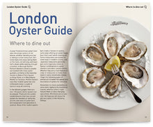 Load image into Gallery viewer, London Oyster Guide by Colin Pressdee, Shellfish Association of Great Britain, published by Graffeg