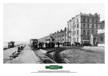 Load image into Gallery viewer, Lost Tramways of Wales Poster - Pwllheli