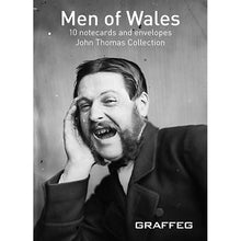 Load image into Gallery viewer, Men of Wales Notecard Pack