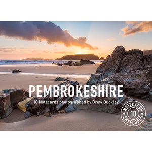 Pembrokeshire Cards by Drew Buckley - 10 pack
