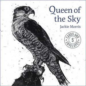 Jackie Morris Queen of the Sky Cards Pack Two