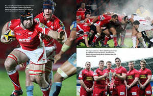 Scarlets The Official History - Signed Edition
