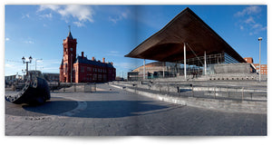 Senedd limited edition hardback with slipcase