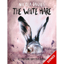 Load image into Gallery viewer, The White Hare - Signed Edition