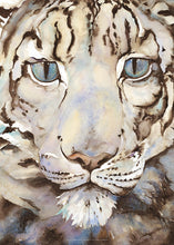 Load image into Gallery viewer, Snow Leopard Poster