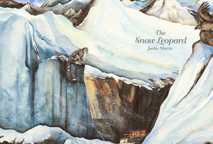 The Snow Leopard (Signed Artist edition)