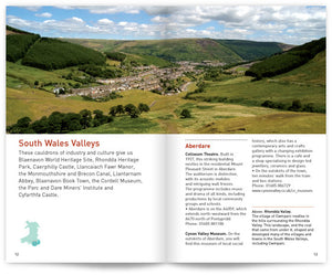 About South East Wales published by Graffeg South Wales Valleys Aberdare