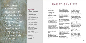 Flavours of England Pies and Pasties Gilli Davies Huw Jones published by Graffeg raised game pie