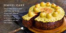 Load image into Gallery viewer, Flavours of England Festive Gilli Davies Huw Jones published by Graffeg Simnel Cake